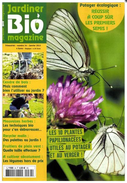 recherche dans jardiner bio magazine n 33. Black Bedroom Furniture Sets. Home Design Ideas