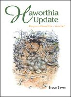 Haworthia Update, Essays on haworthia - volume 1
