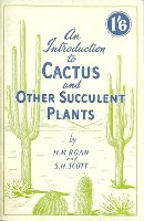 An introduction to cactus and other succulent plants