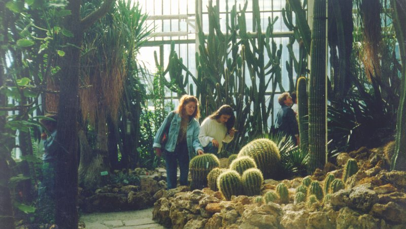 Jardin du Mus�um National d'Histoire Naturelle