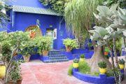 Jardin Majorelle � Marrakech