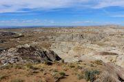 Les ��Badlands�� San Juan County New Mexico